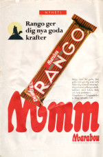 Rango choklad