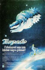 Torpedo cykelnav