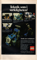 LEGO Go-Cart från 1978