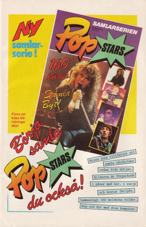 Popstars 1987