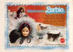 Snöprinsessan Barbie