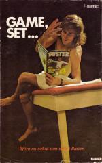 Björn Borg läser Buster