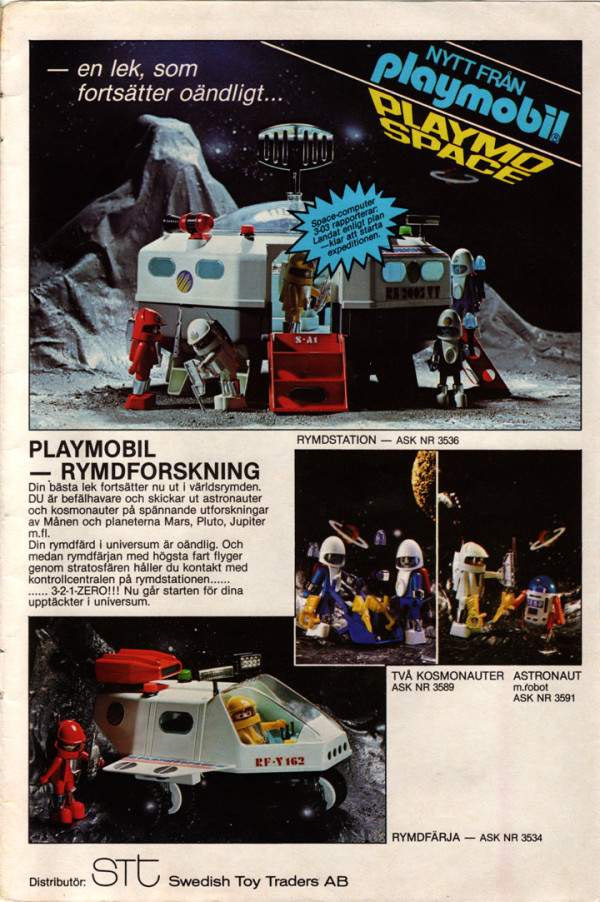 Playmobil Playmo Space