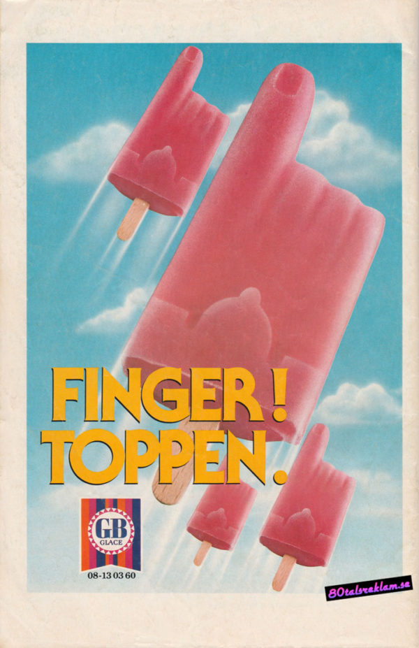 GB Finger, 1984
